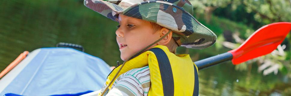 canoe kayak classe verte lozere
